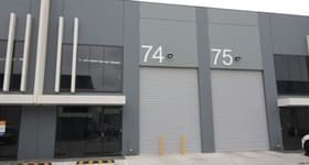 Factory, Warehouse & Industrial commercial property for lease at Unit 74/1470 Ferntree Gully Road Knoxfield VIC 3180