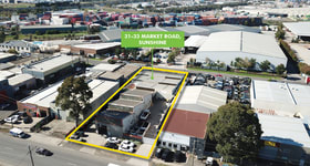 Factory, Warehouse & Industrial commercial property for lease at 31-33 Market Road Sunshine VIC 3020