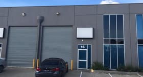 Factory, Warehouse & Industrial commercial property for lease at Unit  15/137-145 Rooks Road Nunawading VIC 3131