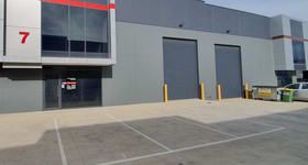 Factory, Warehouse & Industrial commercial property leased at 7/138 Indian Drive Keysborough VIC 3173
