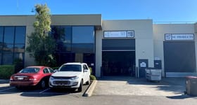 Factory, Warehouse & Industrial commercial property for lease at 118/45 Gilby Road Mount Waverley VIC 3149