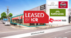 Shop & Retail commercial property for lease at 155 Whitehorse Road Blackburn VIC 3130