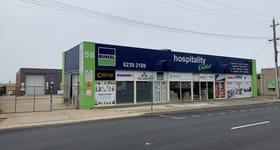 Factory, Warehouse & Industrial commercial property for lease at 58 Maryborough Street Fyshwick ACT 2609