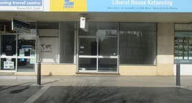 Shop & Retail commercial property for lease at Shop 3B/100 Clive Street Katanning WA 6317