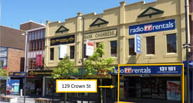Shop & Retail commercial property for lease at 129 Crown Street Wollongong NSW 2500