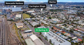 Factory, Warehouse & Industrial commercial property for lease at 25 Darling Street Carrington NSW 2294