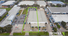 Showrooms / Bulky Goods commercial property leased at 2/4 Monterey Road Dandenong South VIC 3175