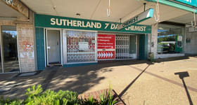 Offices commercial property for lease at Ground Floor Shop/738 Old Princes Highway Sutherland NSW 2232