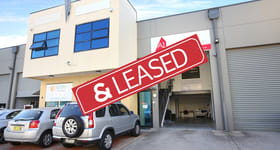 Factory, Warehouse & Industrial commercial property for lease at 13/105A Vanessa Street Kingsgrove NSW 2208