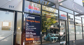 Shop & Retail commercial property for lease at 219 Bay Street Brighton VIC 3186