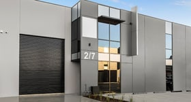 Factory, Warehouse & Industrial commercial property sold at 2/7 (L615) Corporate Boulevard Bayswater VIC 3153