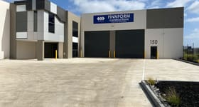 Factory, Warehouse & Industrial commercial property sold at 150 Jersey Drive Epping VIC 3076