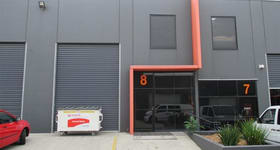 Factory, Warehouse & Industrial commercial property for lease at 8/148 Arthurton Road Northcote VIC 3070