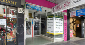 Shop & Retail commercial property for lease at 63 Burwood Road Burwood NSW 2134
