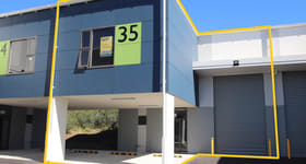 Factory, Warehouse & Industrial commercial property sold at 35/10-12 Sylvester Avenue Unanderra NSW 2526