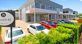 Factory, Warehouse & Industrial commercial property for lease at 1/28 Cavendish Road Coorparoo QLD 4151