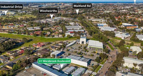 Factory, Warehouse & Industrial commercial property for lease at Unit 1/31 Warabrook Blvd Warabrook NSW 2304