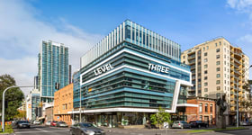 Offices commercial property leased at Suite 305/7 Jeffcott Street West Melbourne VIC 3003
