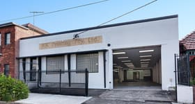 Factory, Warehouse & Industrial commercial property for lease at 50-52 Shepherd Street Marrickville NSW 2204