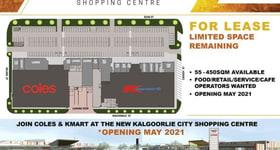 Shop & Retail commercial property for lease at 145 Egan Street Kalgoorlie WA 6430
