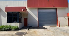 Factory, Warehouse & Industrial commercial property for lease at 13/810 Princes Highway Springvale VIC 3171