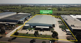 Factory, Warehouse & Industrial commercial property for lease at 70 Swann Drive Derrimut VIC 3026