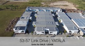 Showrooms / Bulky Goods commercial property for lease at Unit 12/53 - 57 Link Drive Yatala QLD 4207