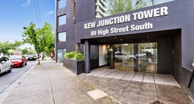Medical / Consulting commercial property for lease at 605/89 High Street Kew VIC 3101