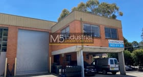 Factory, Warehouse & Industrial commercial property for lease at 1/10 Garema Circuit Kingsgrove NSW 2208