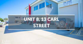 Factory, Warehouse & Industrial commercial property for sale at 8/13 Carl Street Rural View QLD 4740