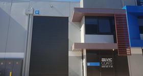 Factory, Warehouse & Industrial commercial property for lease at 57/7 Dalton Road Thomastown VIC 3074