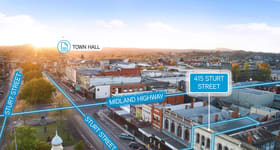 Shop & Retail commercial property for lease at 415 Sturt Street Ballarat Central VIC 3350