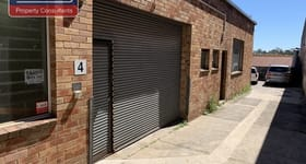 Factory, Warehouse & Industrial commercial property for lease at Unit 4/53 Dickson Avenue Artarmon NSW 2064