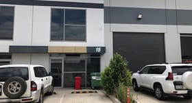 Factory, Warehouse & Industrial commercial property for lease at 15/43 Scanlon Drive Epping VIC 3076