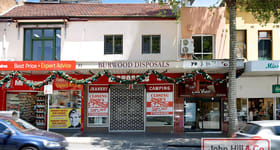 Shop & Retail commercial property for lease at 81 Burwood Road Burwood NSW 2134