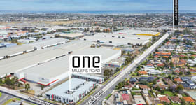 Factory, Warehouse & Industrial commercial property sold at 1-9 Millers Road Brooklyn VIC 3012