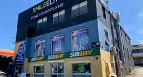 Factory, Warehouse & Industrial commercial property leased at Level 1/368-370 Eastern Valley Way Chatswood NSW 2067