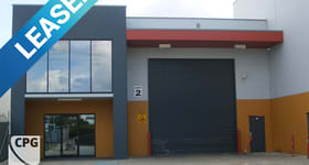 Factory, Warehouse & Industrial commercial property leased at 2/26 Gow Street Padstow NSW 2211