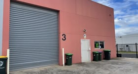 Factory, Warehouse & Industrial commercial property for lease at 3/12 Macaulay Street Williamstown VIC 3016