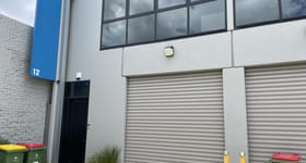 Factory, Warehouse & Industrial commercial property for lease at 12/167 Hyde Street Yarraville VIC 3013