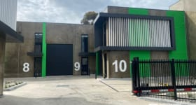 Factory, Warehouse & Industrial commercial property for lease at 9/6 Richards Court Keilor Park VIC 3042