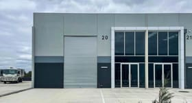 Factory, Warehouse & Industrial commercial property for lease at Unit 20/45-47 McArthurs Road Altona North VIC 3025