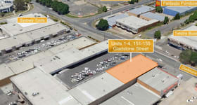 Showrooms / Bulky Goods commercial property for lease at Unit 1&2/151-155 Gladstone ST Fyshwick ACT 2609