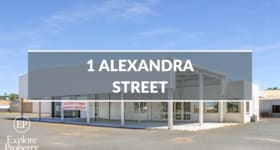 Factory, Warehouse & Industrial commercial property for lease at 1 Alexandra Street Mackay QLD 4740