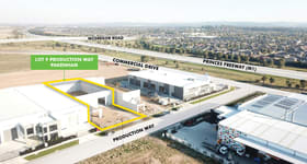 Offices commercial property for sale at Lot 9 Production Way Pakenham VIC 3810