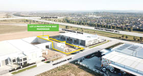 Factory, Warehouse & Industrial commercial property for lease at Lot 8 Production Way Pakenham VIC 3810