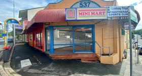 Shop & Retail commercial property for lease at Shop Whole/537 Boundary St Spring Hill QLD 4000