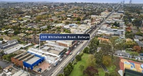 Shop & Retail commercial property for lease at 299 Whitehorse Road Balwyn VIC 3103