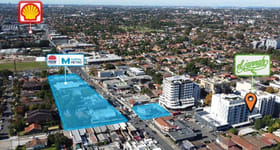 Shop & Retail commercial property for lease at Ground Floor Shop 1/9 Burwood Road Burwood NSW 2134
