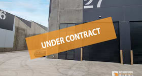 Factory, Warehouse & Industrial commercial property leased at 27/52 Bakers Road Coburg North VIC 3058
